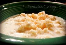 Fermented foods and drinks