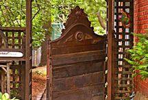 ворота,калитки,заборы
