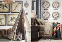 boys room ideas / by Melissa Rhodes