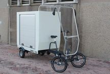 Vehicles - Tricycle | Cargo Bikes