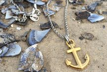 Maris Sal Nautical Jewelry Collection / Maris Sal Nautical Jewelry Collection - we create nautically inspired jewelry keeping you anchored to the life of your dreams.