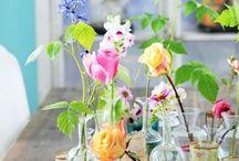 bloem schikken