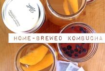 kombucha making / by Lauren Walker