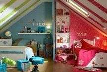 attics / by Steph Bargainfun