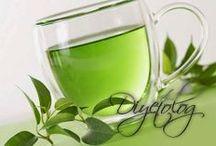yeşil cay