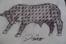 a lapicero / dibujos a lapicero