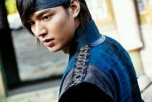 "Lee Min Ho Drama ""Faith 2012"" as Choi Young"