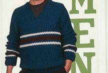 Crochet- Dudes