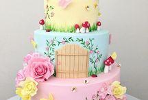 1th cake