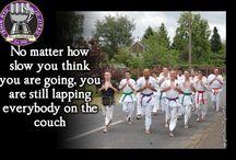 Martial Arts - Motivational Quotes / Motivational quotes from Ishin Ryu Ju Jitsu. www.ishinryu.com