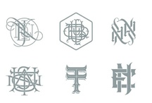 DESIGN: Monograms