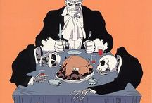Thanksgiving Comics / by GCD Grand Comics Database