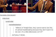 Robby hates Twilight