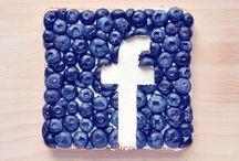 Réseau sociale logo♡