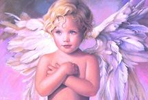 angels / by Darliene's Backporch