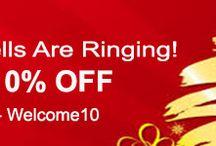 Christmas Bells - Indian Hanger