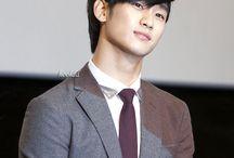 Sexy Lips Kim Soo Hyun