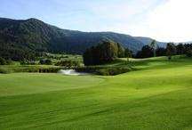 Golf sulle Dolomiti / Il nostro hotel è apprezzatissimo dai golfisti per la vicinanza di 3 famosi e amatissimi green