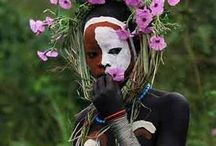 African cultures / African cultures, particular those that were maintained in the U.S. during slavery.