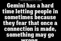Gemini / by Amber Valentine