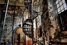 Abandoned / Abandoned and decaying, they still retain their beauty. / by Janelle Ratzlaff Cramer