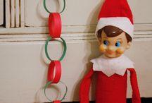 Elf on a Shelf / by Bridgette L Gregory