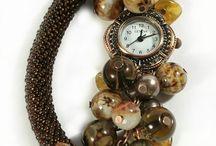 watch & beads