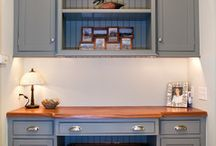 Cabinets & Built-Ins
