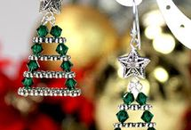 christmas earings
