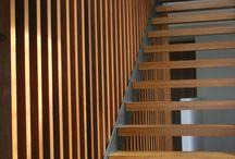 lépcső - korlát