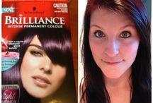 Hair colours  / Hair dye