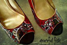 Eccentric Shoes