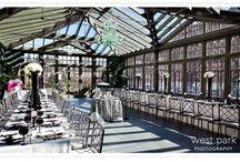 Royal Park Wedding Reception