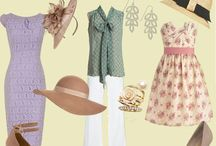 Vintage style clothes
