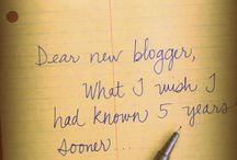 Blogging love.