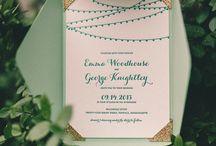 .W | Invitations