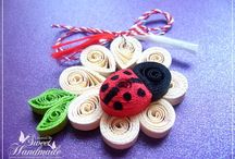 Martisor quiling