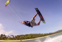 Kiteboarding around the world / Chasing the wind, sun, flat water and waves :P