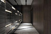 Lighting - Corridors/Lift Lobby