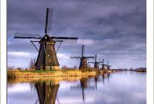 Windmills!! / EVERYTHING WINDMILLS!!  / by Madeline Black
