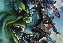 Comics color Marvel
