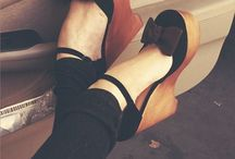 I Need Some Shoes. / by Bows & Beaus