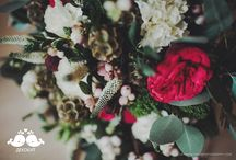 Romantic forest inspired wedding