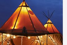 wedding tents/marquees