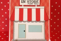 ✂ Scrapbooking & Card Making ✂ / Ideas for scrapbook and card layouts as well as embellishments to make it extra special along with tools to help you do it more easily / by Kimberly Adkins