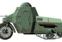 Tank drawings and 3D tanks