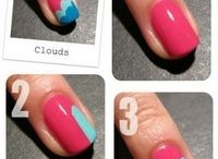 nail time / by Nadege D