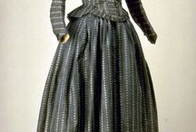 18th century dresses with trims at CF