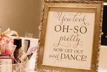 Wedding/Bridal gifts