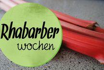 Rhabarberwochen / by Janneke Duijnmaijer